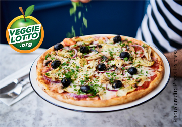 WIN a £50 gift card for Pizza Express!
